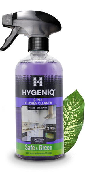 2 in 1 kitchen cleaner