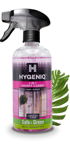 2 in1 shower cleaner